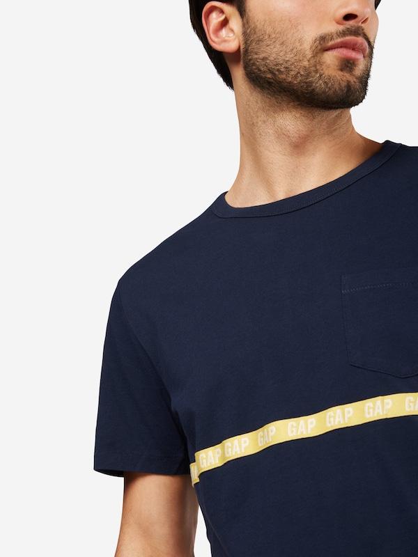 GAP T-Shirt 'SS TAPED LOGO'