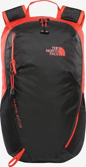 THE NORTH FACE Rucksack 'Kuhtai Evo' in hellrot / schwarz, Produktansicht