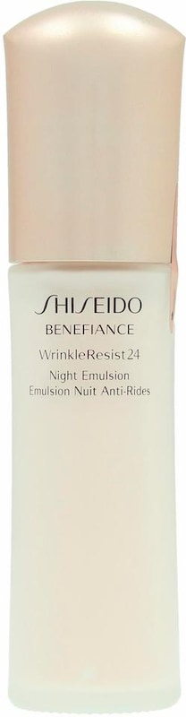 SHISEIDO 'Benefiance WrinkleResist24 Night Emulsion', Nachtpflege