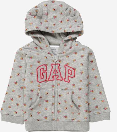 GAP Sweatshirt in hellgrau / mischfarben, Produktansicht