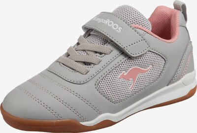 KangaROOS Sneaker 'Nicourt' in grau / rosa, Produktansicht