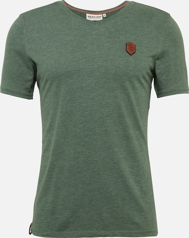 shirt T shirt Vert Naketano Naketano T En rCoxBde