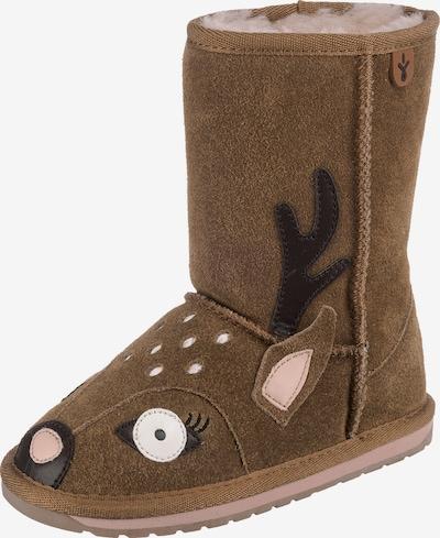EMU AUSTRALIA Winterstiefel 'Deer' in braun, Produktansicht