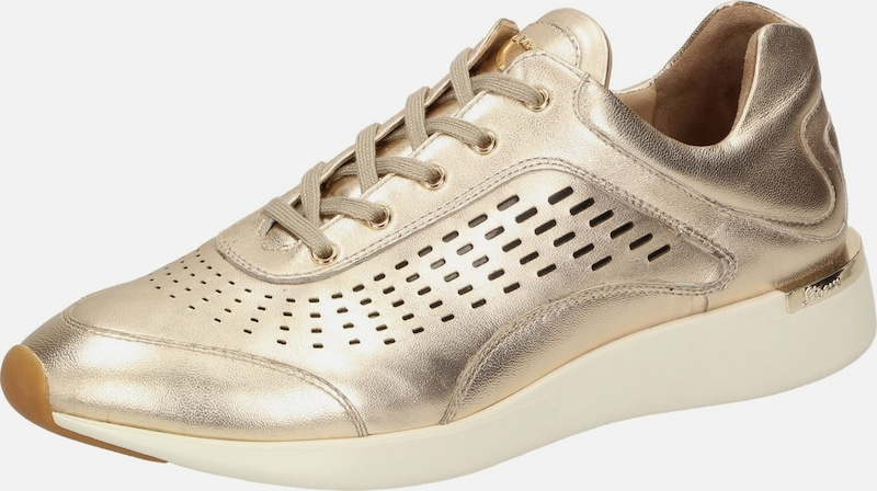 SIOUX Sneaker 'Malosika-700' in gold, Produktansicht