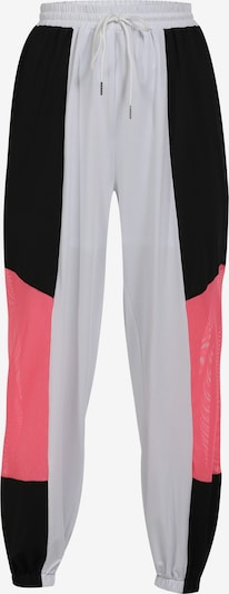myMo ATHLSR Sports trousers in Dusky pink / Black / White, Item view