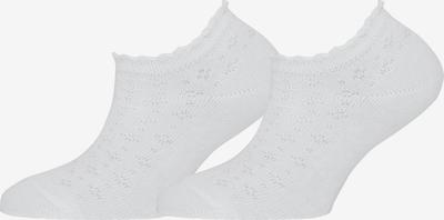 EWERS Sneaker Socken in weiß, Produktansicht