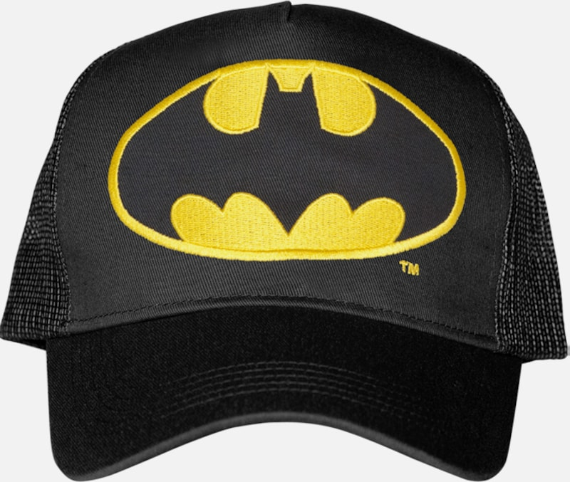 LOGOSHIRT Trucker Cap 'Batman �?Logo'