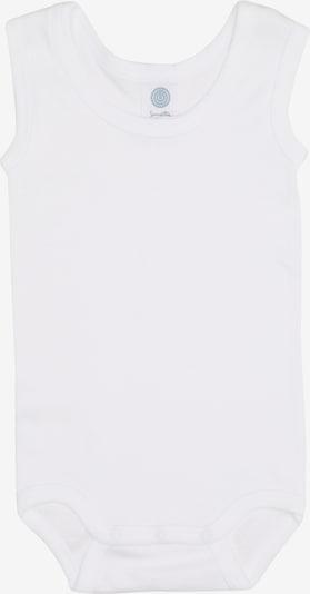 SANETTA Body 'DP,Body w/o ,308300' in weiß, Produktansicht