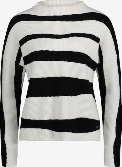 Betty & Co Pullover in schwarz / weiß, Produktansicht