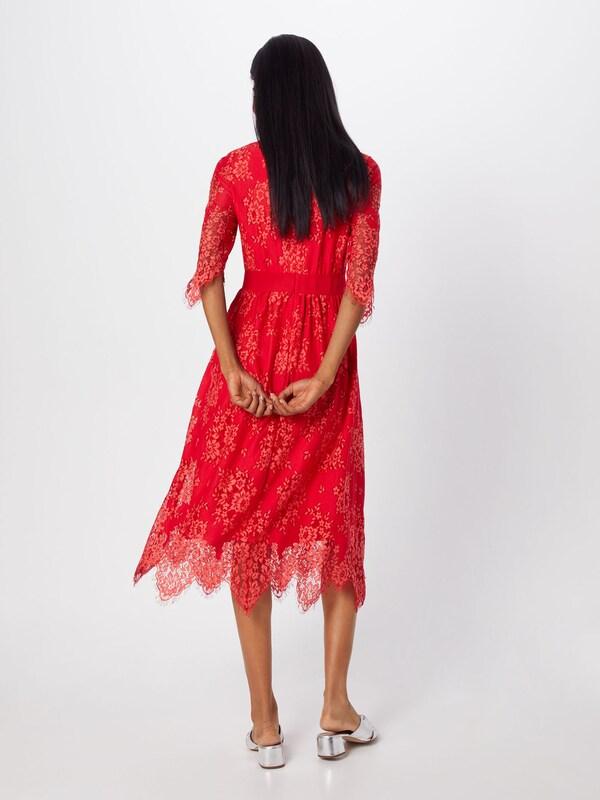 LAUREL Kleid Kleid Kleid '11023' in rot  Mode neue Kleidung 5fbc73