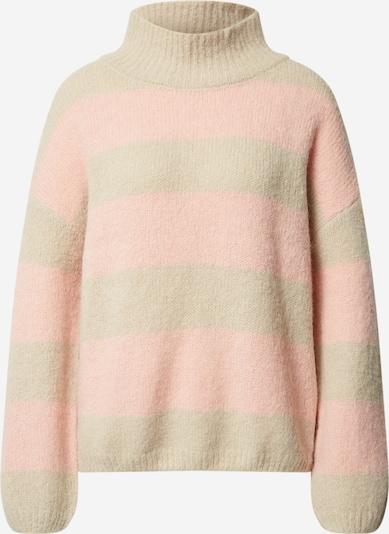 True Religion Пуловер в бежово / розе, Преглед на продукта