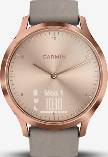 GARMIN Uhren in grau / rosé, Produktansicht