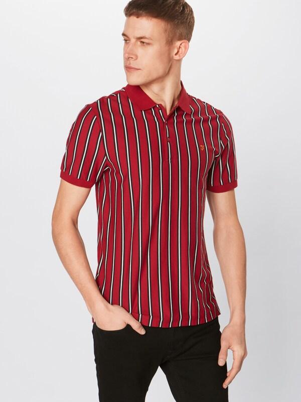 Farah shirt Ss' En Rouge T 'altham YeDH29IEW