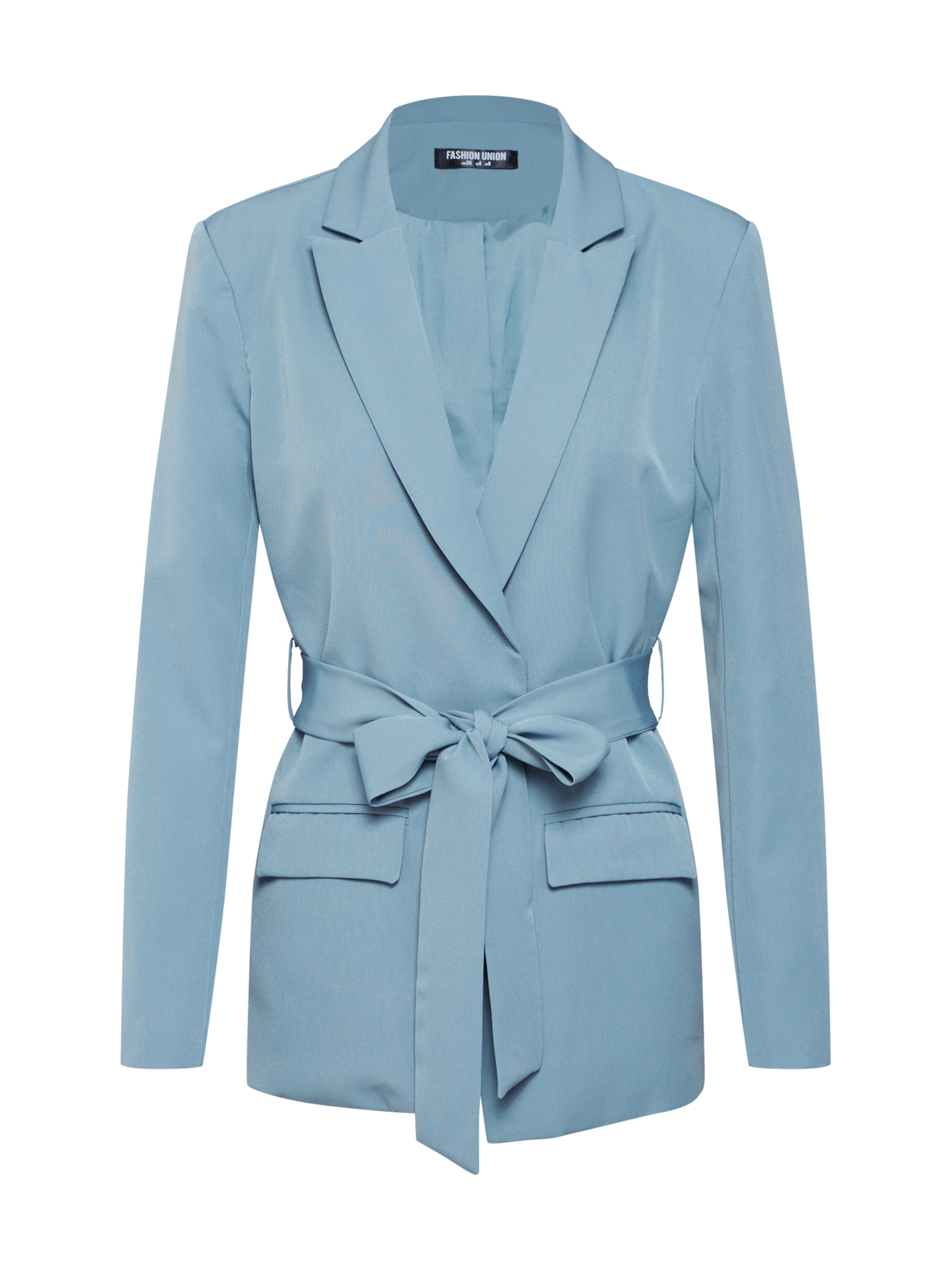 Union Blazer 'juni' Bleu Fashion En Clair UzVMqSpG