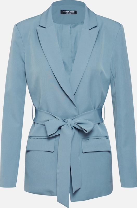 Clair En Fashion Bleu Union 'juni' Blazer 45ARjq3L