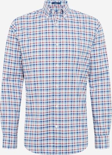 GANT Triiksärk 'OXFORD' sinine / punane / valge, Tootevaade