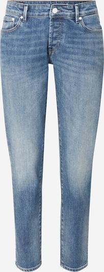 DENHAM Jeans 'MONROE CALI' in blue denim: Frontalansicht