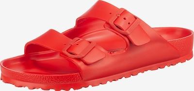 BIRKENSTOCK Pantolette  'Arizona' in rot, Produktansicht