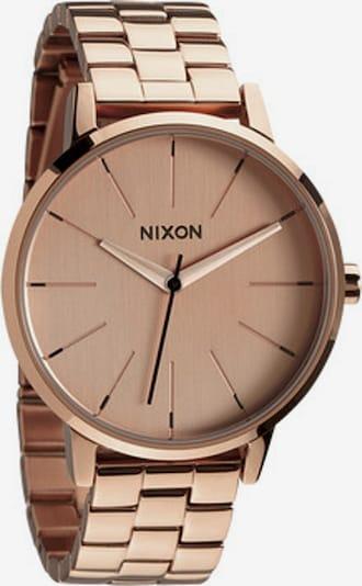 Nixon Uhr in rosé, Produktansicht