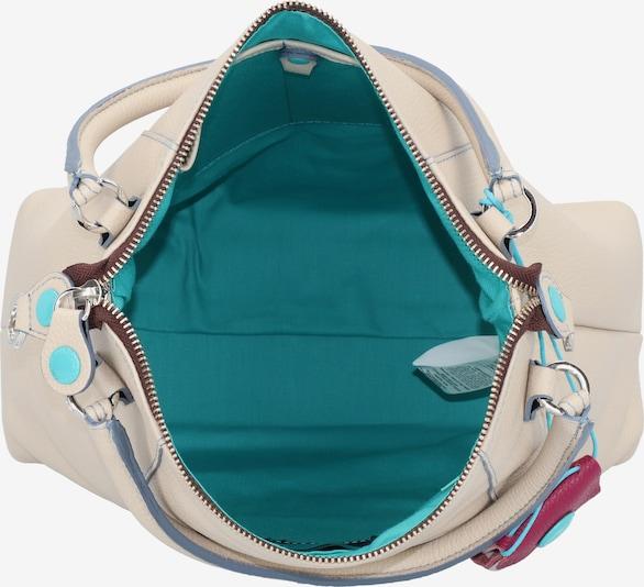 Gabs Handtas 'GSac' in Crème / Turquoise vHKOe57b