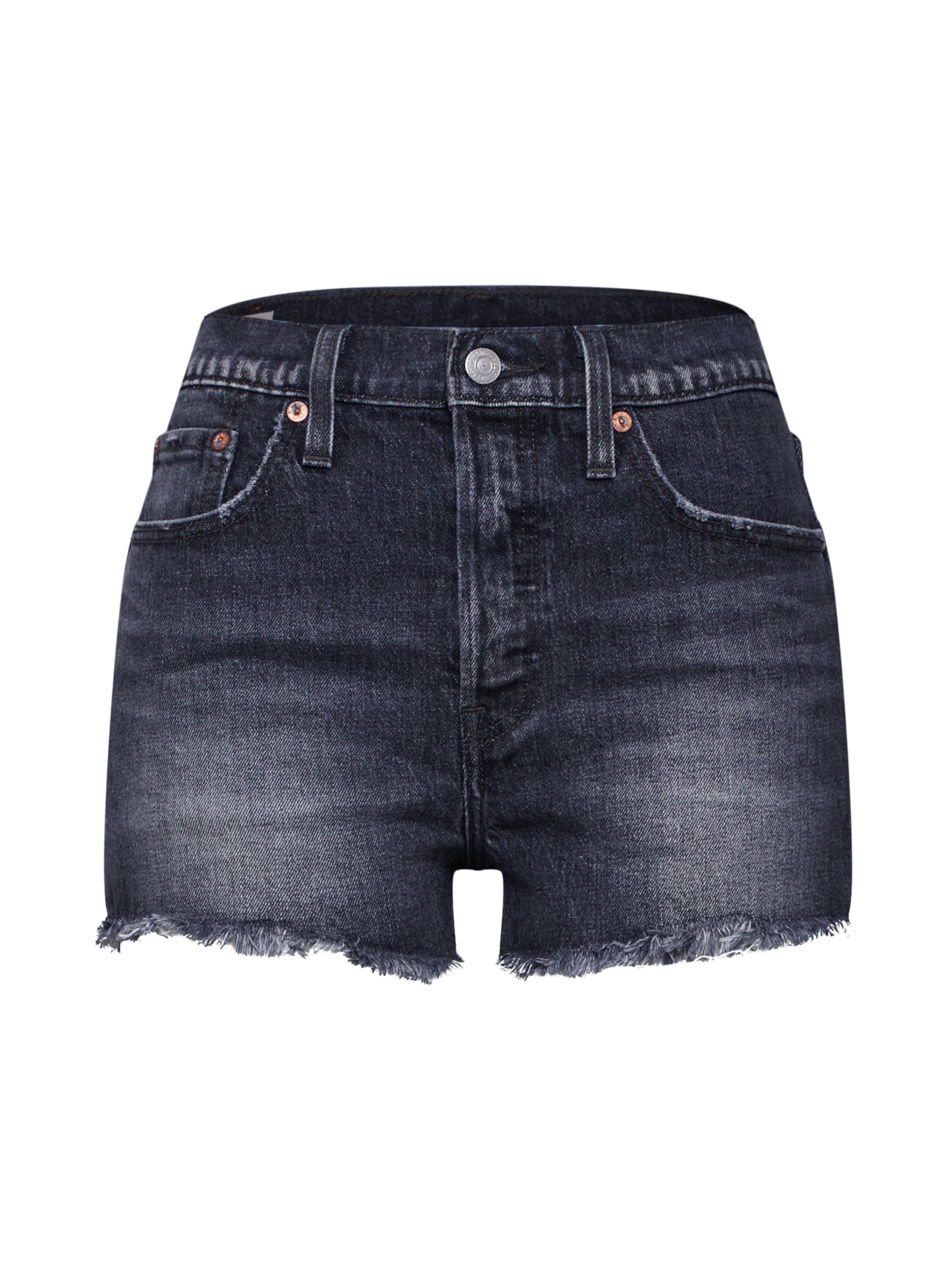 Denim In Grey '501' Shorts Levi's 5FJu13TKcl
