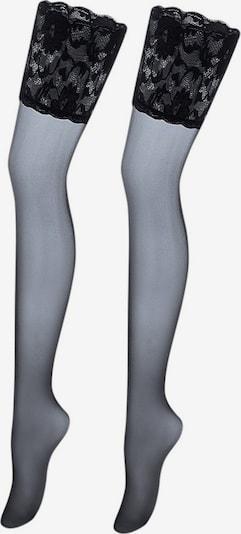 VIVANCE Najlonske čarape u crna, Pregled proizvoda