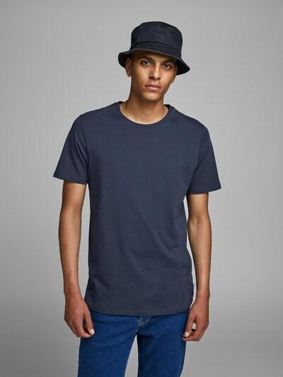 JACK & JONES Shirt in navy: Frontalansicht