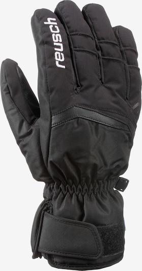 REUSCH Skihandschuhe 'BALIN' in schwarz, Produktansicht