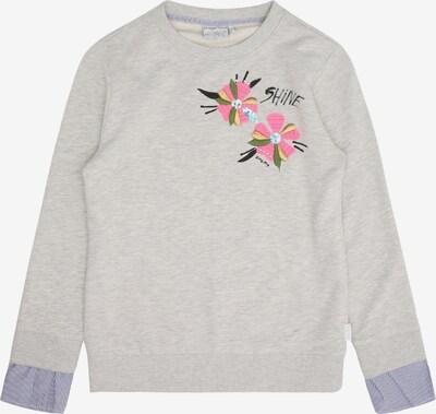 VINGINO Sweatshirt in blau / graumeliert / oliv / dunkelpink / schwarz, Produktansicht