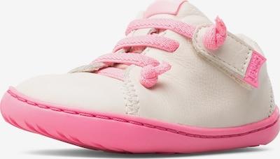 CAMPER Babyschuh 'Peu' in creme / pink, Produktansicht