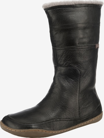 CAMPER Ankle Boots in Black