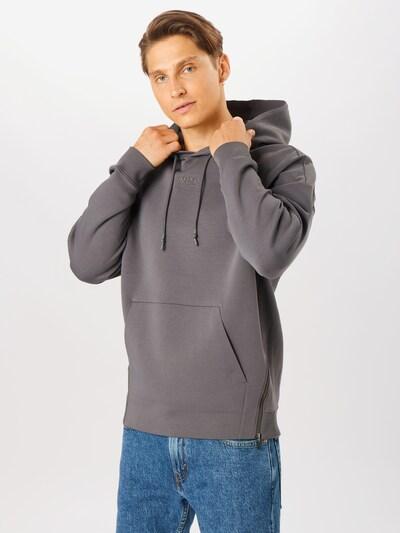 BOSS ATHLEISURE Sweatshirt 'Sly' in grau: Frontalansicht