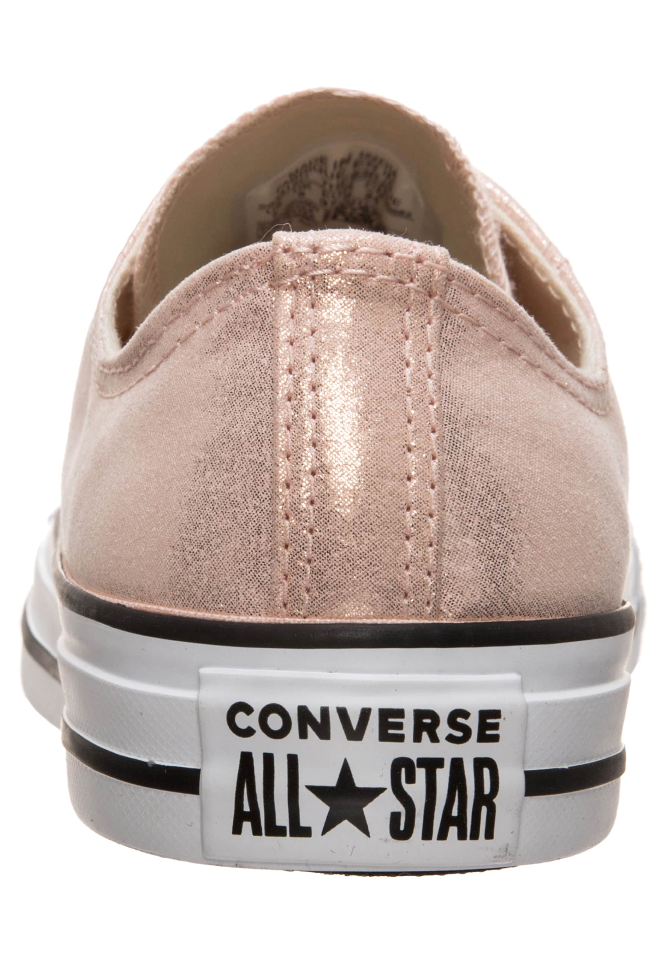 Star Basses All Ox' Rose 'chuck Taylor Converse Baskets Pastel En kiPOXZuT