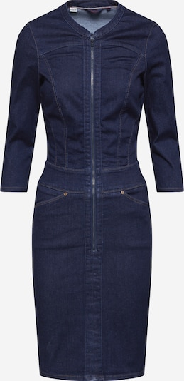 Salsa Kleid 'Secret' in blue denim, Produktansicht
