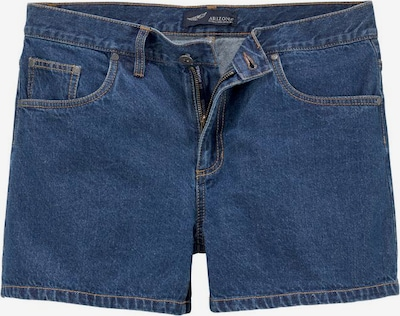 ARIZONA Jeansshorts in blue denim, Produktansicht