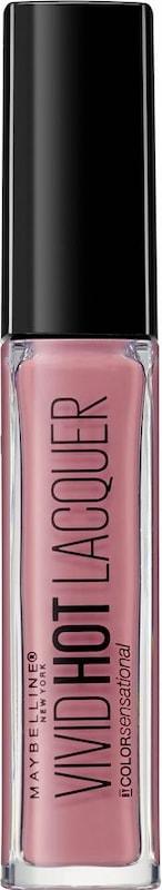 Maybelline New York Color Sensational Vivid Hot Laquer Lippenstift, Lippenstift