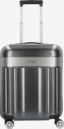 TITAN Kabinentrolley 'Spotlight Flash S' in anthrazit / silber, Produktansicht