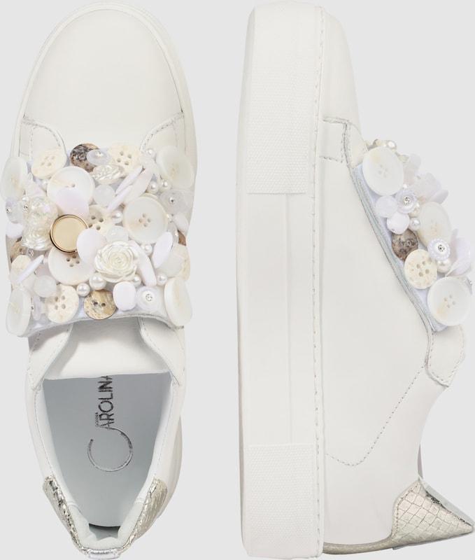 Donna Carolina Sneaker  'flower'