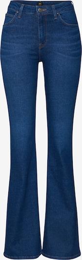 Jeans Lee pe albastru, Vizualizare produs
