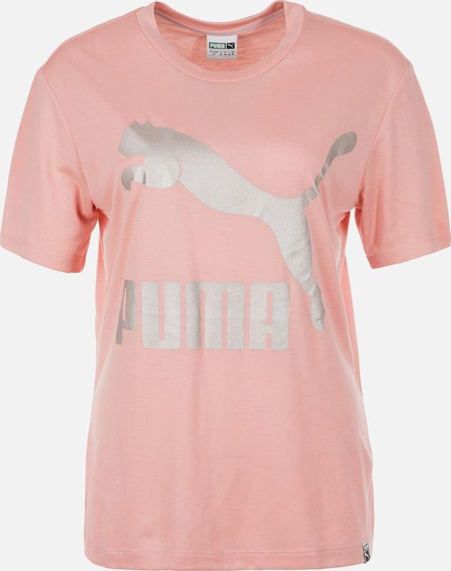 PUMA T-Shirt 'CLASSICS LOGO TEE'