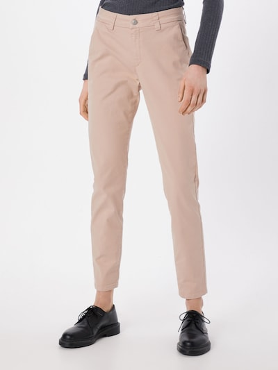 SELECTED FEMME Chino nohavice 'SLFMEGAN MW CHINO NOOS W' - ružová, Model/-ka