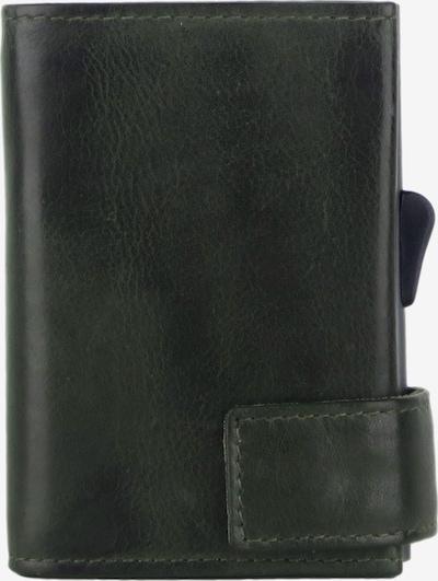 SecWal Geldbörse in dunkelgrün, Produktansicht