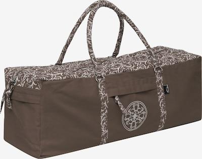 Yogishop Sporttasche in braun / taupe, Produktansicht