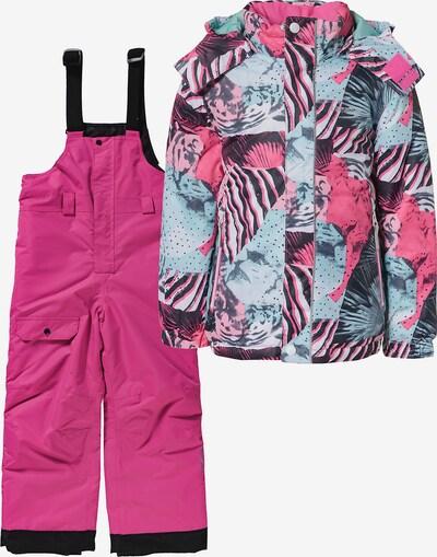 ICEPEAK Skiset in mischfarben / pink, Produktansicht