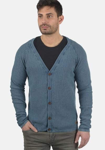 !Solid Cardigan 'Tebi' in blau / blue denim, Produktansicht
