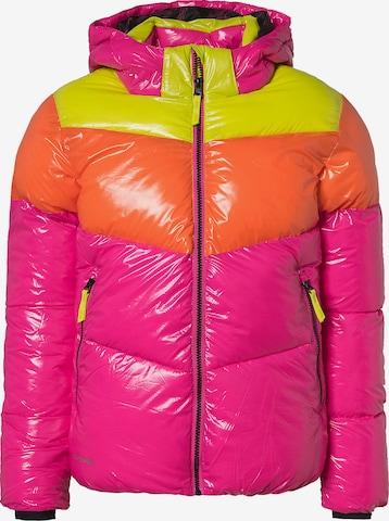 ICEPEAK Skijacke 'Lamoni' in Pink