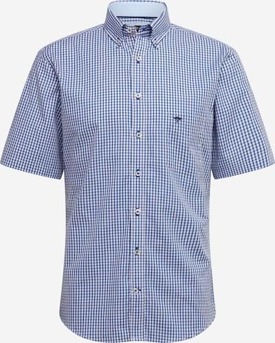 FYNCH-HATTON Hemd in blau / weiß, Produktansicht