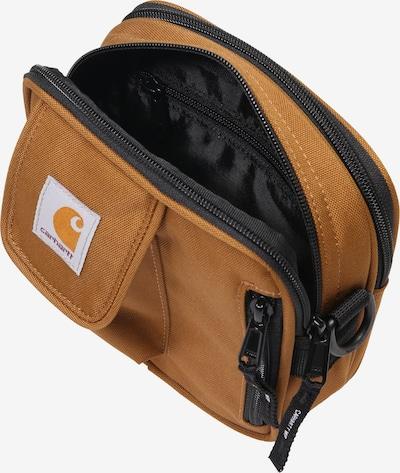 Carhartt WIP Sac à bandoulière 'Essentials Bag, Small' en marron: Vue de dessus