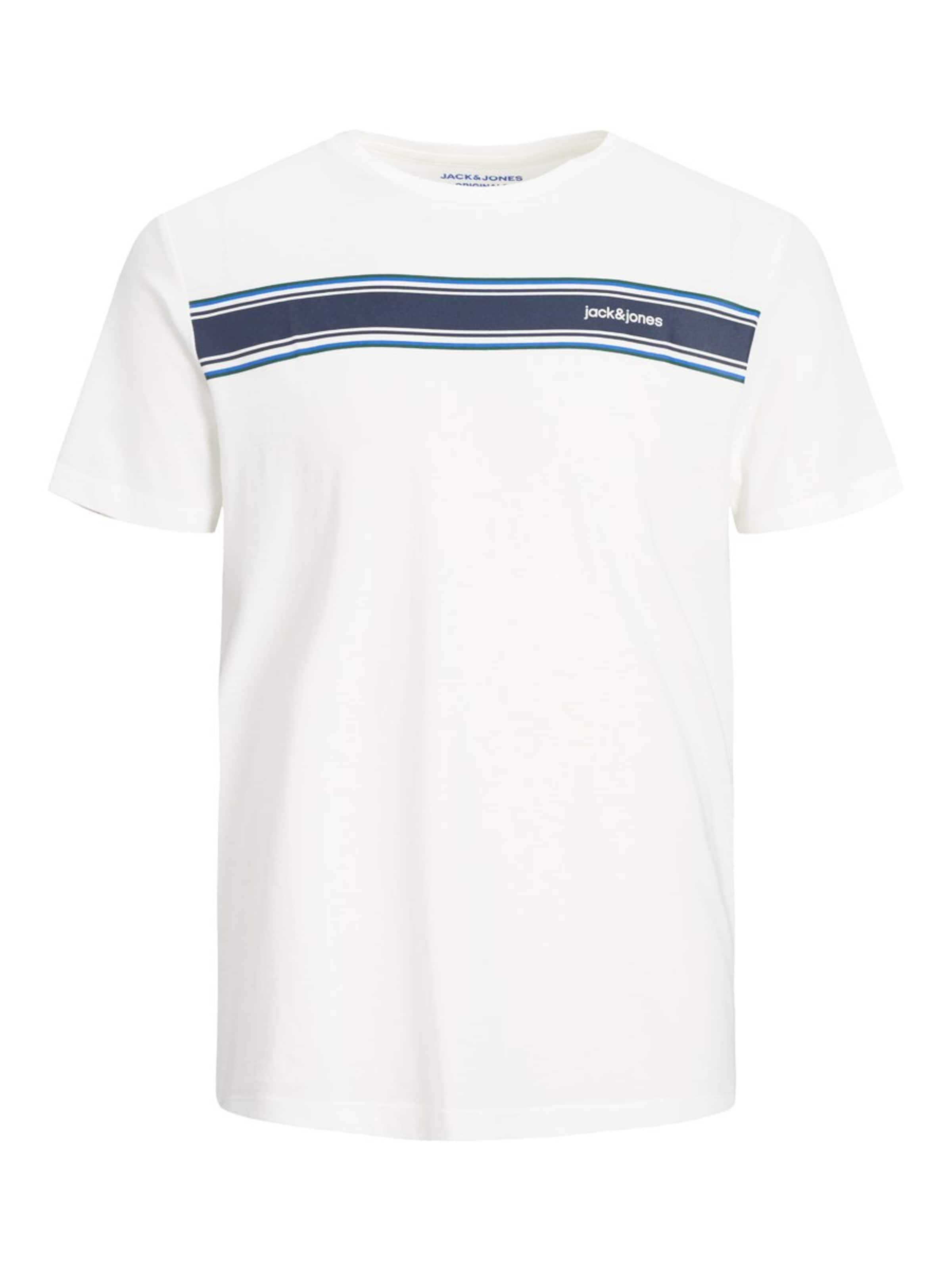 Weiß shirt In Jones T Jackamp; n8wXO0Pk