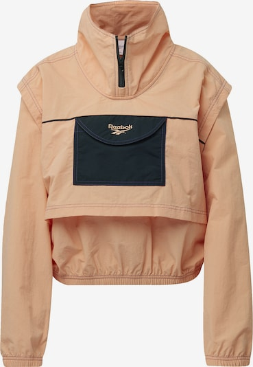 Reebok Classic Jacke in orange, Produktansicht